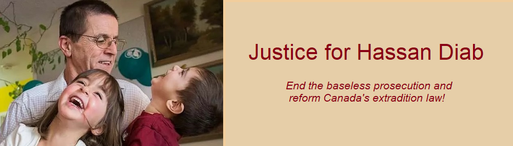 Justice for Hassan Diab