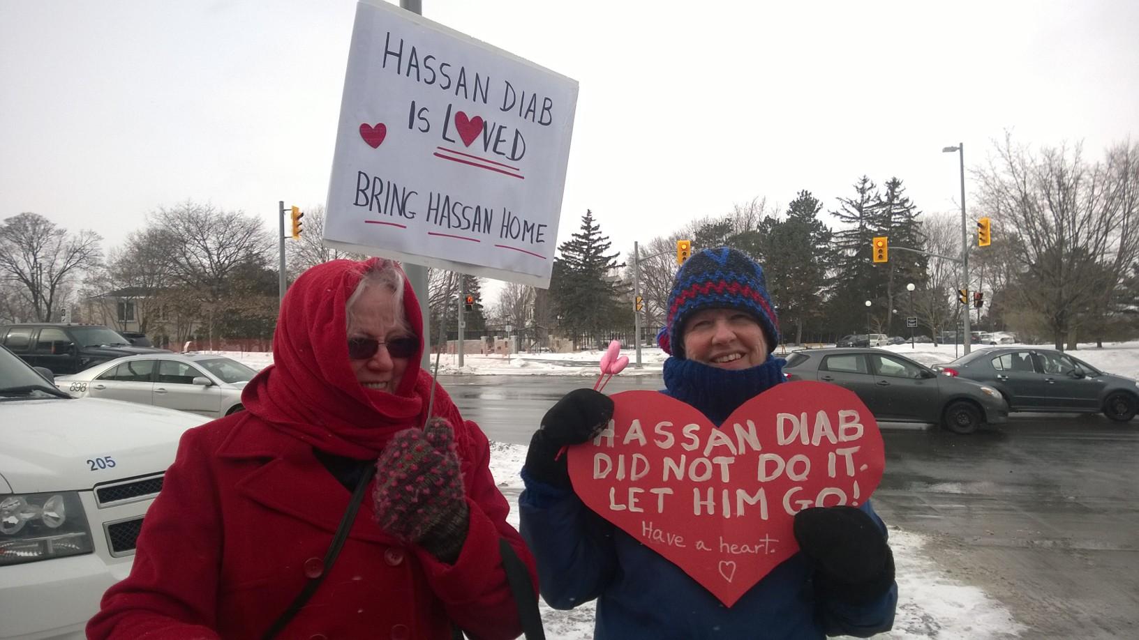 Valentine Vigil, Ottawa, February 9, 2016